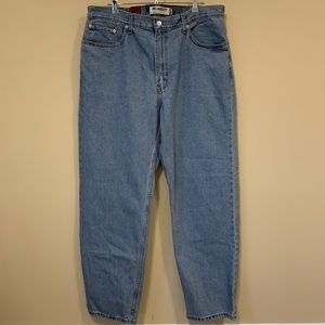 Levi's 550 40x34 Relaxed Fit Straight Leg